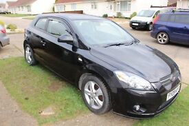 KIA PRO CEED ZR-7 EDITION MINT CONDITION , LOW MILES , MOT TILL 20 DECEMBER 2017