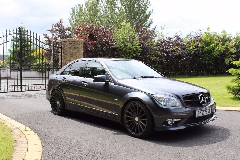 mercedes c class 2010 in belfast city centre belfast. Black Bedroom Furniture Sets. Home Design Ideas