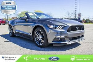 2016 Ford Mustang GT FORD CERTIFIED LOW RATES & EXTRA WARRANTY!