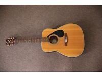 Yamaha Acoustic Guitar ONO