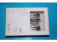Bang & Olufsen B&O Play H3 In-Ear Headphones - LG - Silver