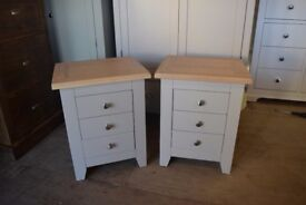 CHESTER GREY Bedside Tables