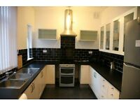 Immaculate Fully Refurbished and Serviced Victorian 4 bed Terraced house in Old Trafford.
