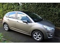 Citroen C3 - Great city car with panoramic windscreen and low mileage.