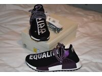 Brand New Adidas x Pharrell Williams Human Race Hu Holi NMD 8.5uk/9us