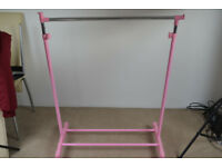 Clothes stand for kids bedroom