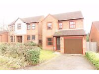 Three bedroom detached house to rent in Two Mile Ash £1200!