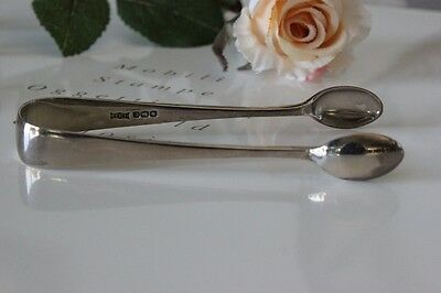 ANTICA PINZA IN ARGENTO STERLING ANNO 1922 - VINTAGE STERLING SILVER TONGS