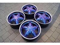 "17"" alloy wheels, 5x114.3, Honda, Nissan, Toyota, Mitsubishi"