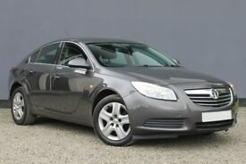 2010 Vauxhall Insignia 2.0 CDTi 16v Exclusiv 5dr | Diesel | Manual | Metallic Grey | 12 Month MOT