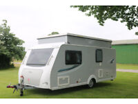 2012 Trigano Silver 430 Pop-up caravan