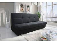 New Modern SETTEE Sofa Bed COUCH storage SEATER WERSALKA polskie wersalki