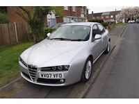 ALFA ROMEO 159 1.9 jTDM LUSSO DIESEL 8300miles HPI CLEAR Nice car from no smoking Lady Driver