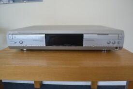 Phillips CDR 796 audio CD player/ recorder deck