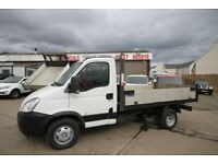 IVECO DAILY 35C 15 3.0 TIPPER – 07-REG