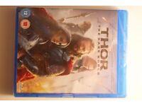 Marvel Thor: The Dark World Blu-Ray NEW