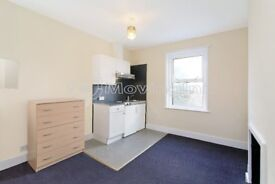 Cosy studio flat in Crystal Palace. C-TAX AND WATER RATES INCLUDED. Furnished or Part-Furnished.