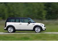 Mini Cooper Clubman Auto Estate 2011 low mileage white