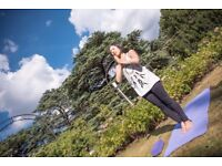 5 Free One-to-One Private Yoga Classes in Exchange For a Testimonial