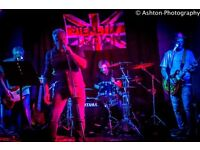 COVERS BAND AVAILABLE