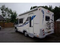 2 Berth Bailey Approach Motorhome - Excellent Condition