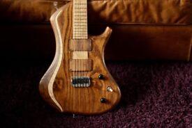 o3 Custom Guitars - Tungsten Model #002