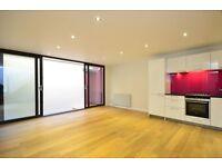 MODERN 1 bedroom flat SPLIT LEVEL, STUDY *WOODEN FLOORS* PATIO, newly REFURBISHED >EFFECT WOW<
