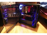 Gaming PC i5-6600k,gtx1060,16gb,120GB SSD,2TB HDD, Deep Cool Assassin 2