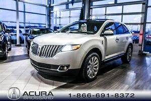 2012 Lincoln MKX LIMITED EDITION