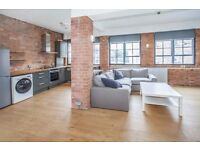 2 BED * HUGE AMOUNT OF NATURAL LIGHT * WAREHOUSE CONVERSION * EXPOSED BRICKWORK