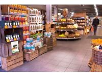 Retail Assistant Full Time - Organic Supermarket