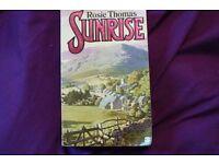 Sunrise - By Rosie Thomas (Paperback Book) Vintage Good Reads Adult Fiction Romance Love Drama