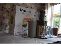 Sage by Heston Blumental nutri juicer