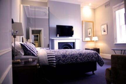 chic fully furnished designer studios for 3 months or more Rushcutters Bay Inner Sydney Preview