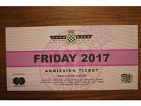 Goodwood Festival of Speed - Friday General Admission Pass - Face Value