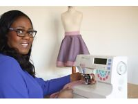 SEWING & PATTERN CUTTING CLASSES, ONE TO ONE TUITION, SHIRT MAKING, KIDS SEWING CLUB,GARMENT MAKING.