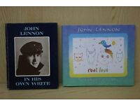 John Lennon - In His Own Write (1964 Hardback Edition) + 5 other books by or about John Lennon.