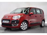 CITROEN C3 PICASSO 1.6 PICASSO VTR PLUS HDI 5d 90 BHP (red) 2011