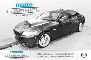 2013 BMW 5 Series 535i xDrive GROUPE SPORT M+GROUPE DE LUXE+BI T
