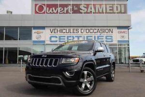 2016 Jeep Grand Cherokee TOIT OUVRANT+NAVIGATION+JANTES 20''