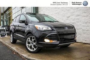 2013 Ford Escape Titanium 4X4 + NAV  * 86$ / SEM *