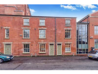 **Fantastic 2 Bedroom Town House, Bridge Street, City Centre, Derby, Private Parking**