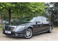 MERCEDES-BENZ S CLASS 3.0 S350L CDI BlueTEC AMG Line L (Executive Pack) Limousine 7G-Tronic Plus