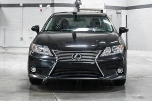 2014 Lexus ES 350 Groupe Cuir et Navigation GPS-SUNROOF