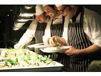 CHEF DE PARTIE - HORSLEY PARK £19,500 & benefits