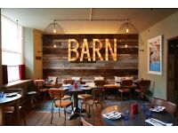 Superstar Front of House Staff wanted for a popular restaurant, bar & lounge
