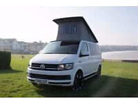 T6 VW Transporter Trendline, brand new camper conversion with air con and cruise control