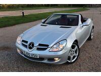Mercedes SLK 280 Auto / 78380 Miles / 12 Months MOT / Convertible / Cabriolet