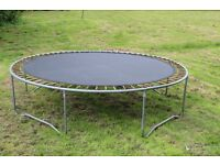 Trampoline (12' / 3.6m diameter) for sale