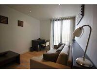 Inexpensive double modern studio in Kilburn Zone 2 with a balcony! £260 pw